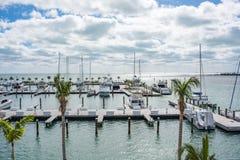 Key West i Florida Arkivfoto