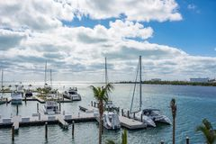 Key West i Florida Royaltyfri Foto