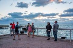 Key West i Florida Royaltyfri Bild