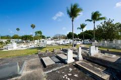 Key West-Kirchhof Lizenzfreies Stockfoto