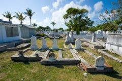 Key West-Kirchhof Lizenzfreie Stockbilder