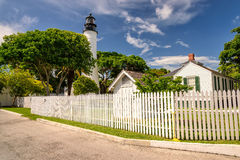 Key West-Leuchtturm, Florida-Schlüssel, Florida Stockfotografie