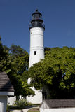 Key West Lighthouse stock photography