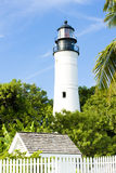 The Key West Lighthouse Royalty Free Stock Photography