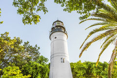The Key West Lighthouse Stock Images