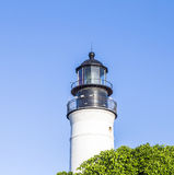 The Key West Lighthouse Royalty Free Stock Images