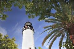 Key West Lighthouse Royalty Free Stock Image