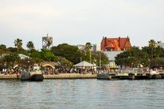 Key West Mallory Square Imagenes de archivo