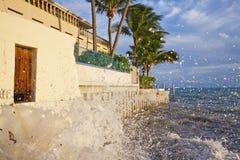 Key West Mansion Royalty Free Stock Photos
