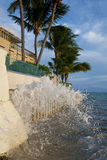 Key West Mansion Royalty Free Stock Photography