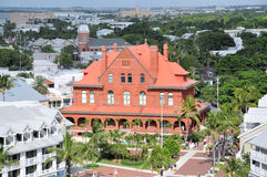 Key West Museum Royalty Free Stock Photography