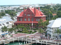 Key West Museum of Art & History Royalty Free Stock Photos