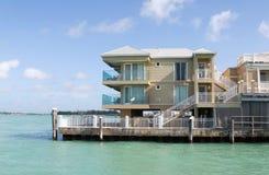 Key West ocean vew Stock Images