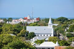 Key West Old Town, The Keys, Florida, USA Royalty Free Stock Image