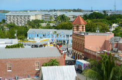 Key West Old Town, The Keys, Florida, USA Stock Images