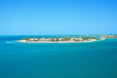 Key west pier Royalty Free Stock Photos