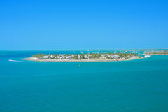 Key west pier Royalty Free Stock Photography