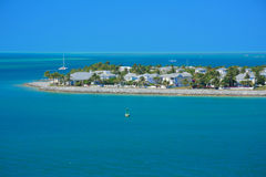 Key west pier Royalty Free Stock Images