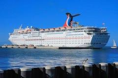 Key west pier Royalty Free Stock Photo