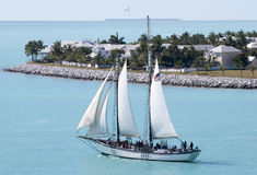 Key West Ship Stock Photography