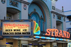 Key West: The strand Stock Photography
