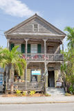 Key West Style Gift Shop Royalty Free Stock Photo