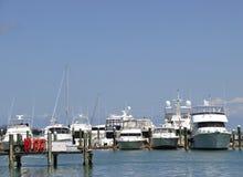 Key- Westjachthafen Lizenzfreie Stockbilder