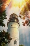 Key- Westleuchtturm Stockbild