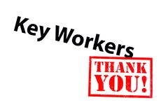 Key Workers Thank You