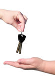Key of your home Royalty Free Stock Image