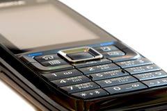 Keyboar del telefono mobile fotografia stock libera da diritti