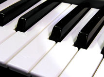 Keyboard. Close-up of a keyboard Royalty Free Stock Images