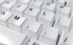 Keyboard Royalty Free Stock Photos