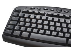 The keyboard Stock Photo