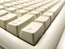 Keyboard. Close-up royalty free stock photos