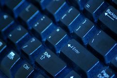 Keyboard_2 Stockbild