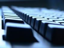 Keyboard. Closeup view Royalty Free Stock Photos