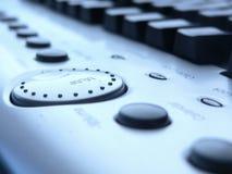 Keyboard. Closeup view Stock Photo