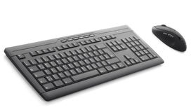 Keyboard And Mouse Royalty Free Stock Photography