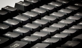Keyboard Royalty Free Stock Photo