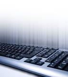 Keyboard closeup. Technology concept;  keyboard closeup Royalty Free Stock Photo