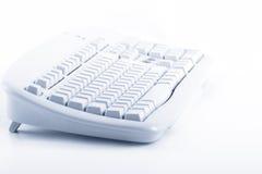 Keyboard closeup Stock Image