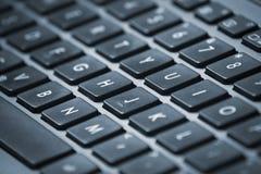 Keyboard Closeup Royalty Free Stock Photos