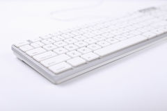 Keyboard Of Computer Royalty Free Stock Photography