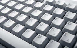 Keyboard computer digital technology Stock Images
