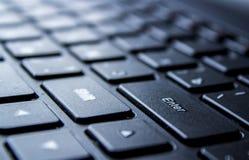 Keyboard computer Royalty Free Stock Photo