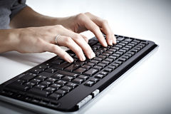 Keyboard. Stock Photos