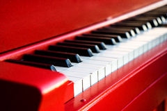 The Keyboard Royalty Free Stock Photography