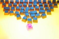 Keyboard-E Stock Photos