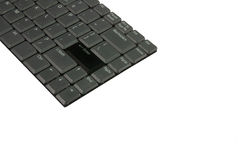 Keyboard with enter key for ideas Stock Images
